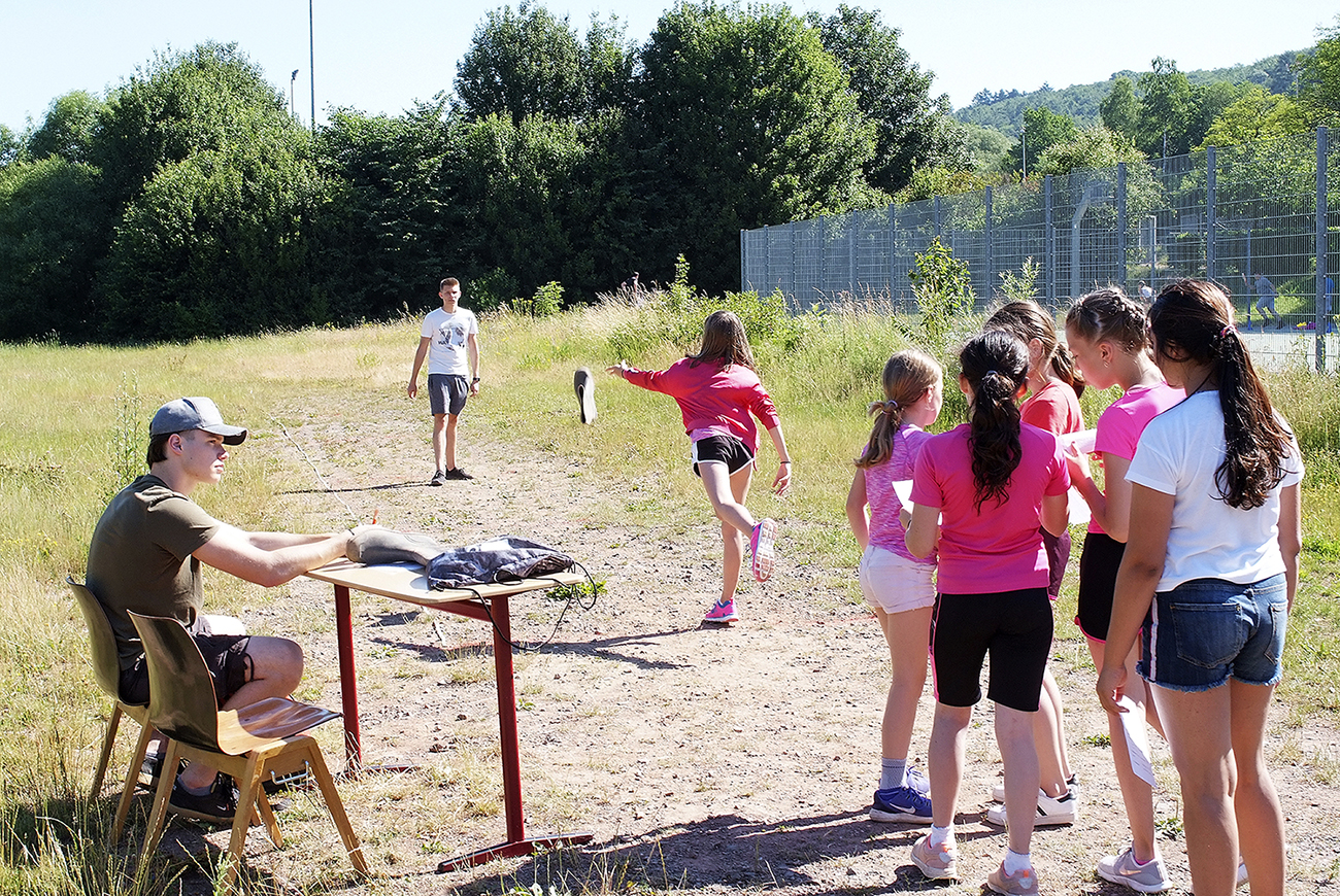 Sporttag 5. Klassen 2019